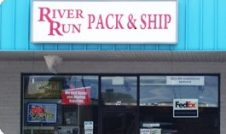River Run Pack & Ship