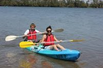 Ride the Tide- Kayak Race and Float on the Davis Canal