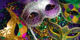 Mardi Gras by the Sea People & Pet Parade & Festival