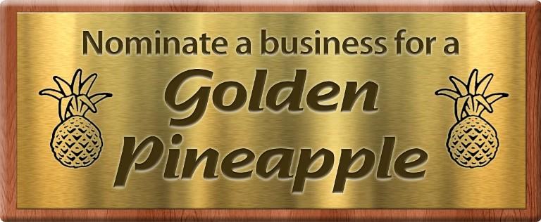 Golden Pineapple Award