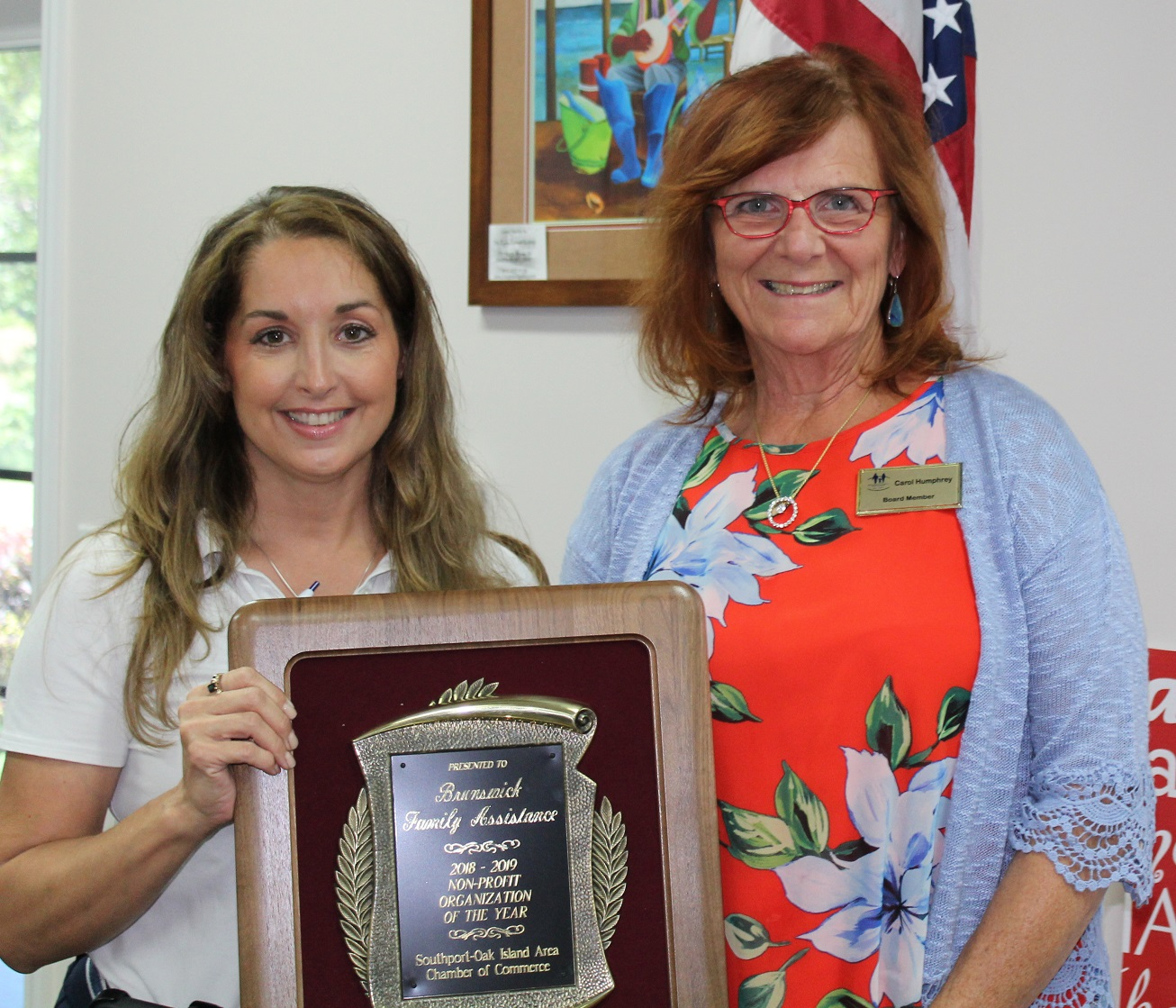 Recognitions and Awards | Southport Oak Island Area Chamber