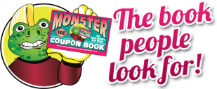 Monster Coupon Book and Marketing
