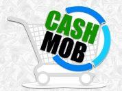 Southport Oak Island Cash Mob March