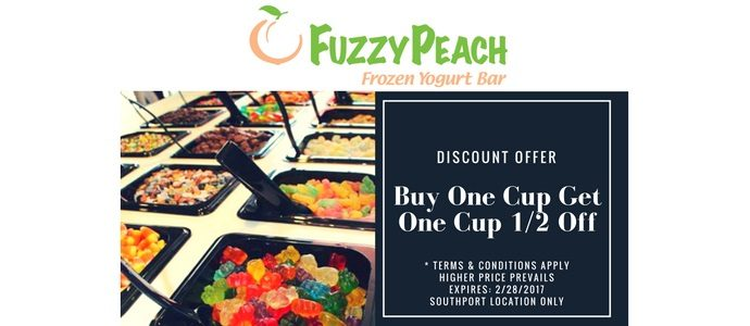 Fuzzy Peach Southport Only