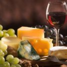For the Love of Wine and Cheese Event