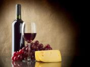 National Wine and Cheese Day!