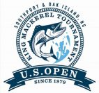 U.S. Open King Mackerel Tournament