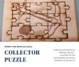 Worth the Drive Go Local Collector Puzzle