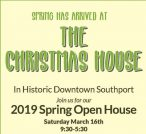 Spring Open House at The Christmas House