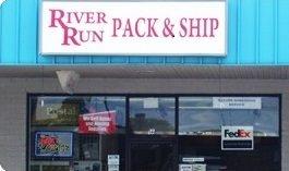 River Run Pack & Ship