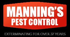 Manning's Pest Control