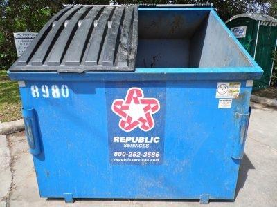 Trash Dumpster