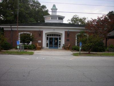 Margaret & James Harper Library
