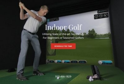 Joe's Golf Simulator