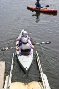 Boat Ramps, Kayak Launches and Marinas