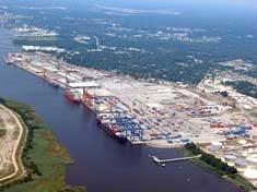 North Carolina State Ports