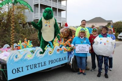 Christmas by the Sea Parade Application Deadline