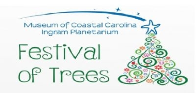 Festival of Trees at the Museum of Coastal Carolina